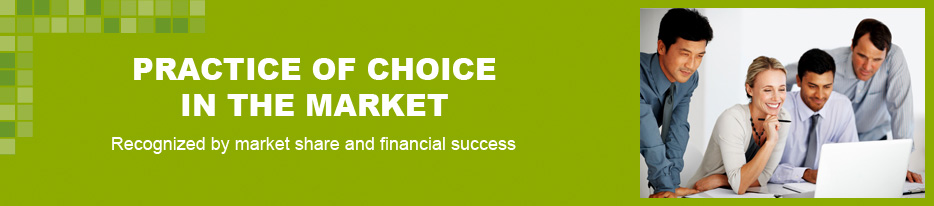 Practice Of Choice In The Market